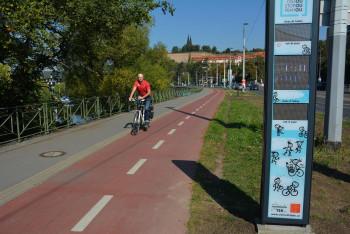 Praha před sezónou oznámila, že plánuje investovat stovky milionů korun do cyklodopravy