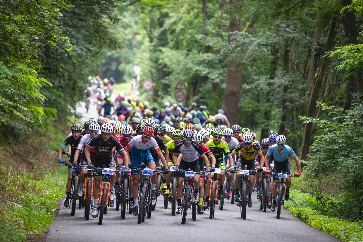 Beroun ožije cyklistikou: Kolo pro život čeká sedmý díl