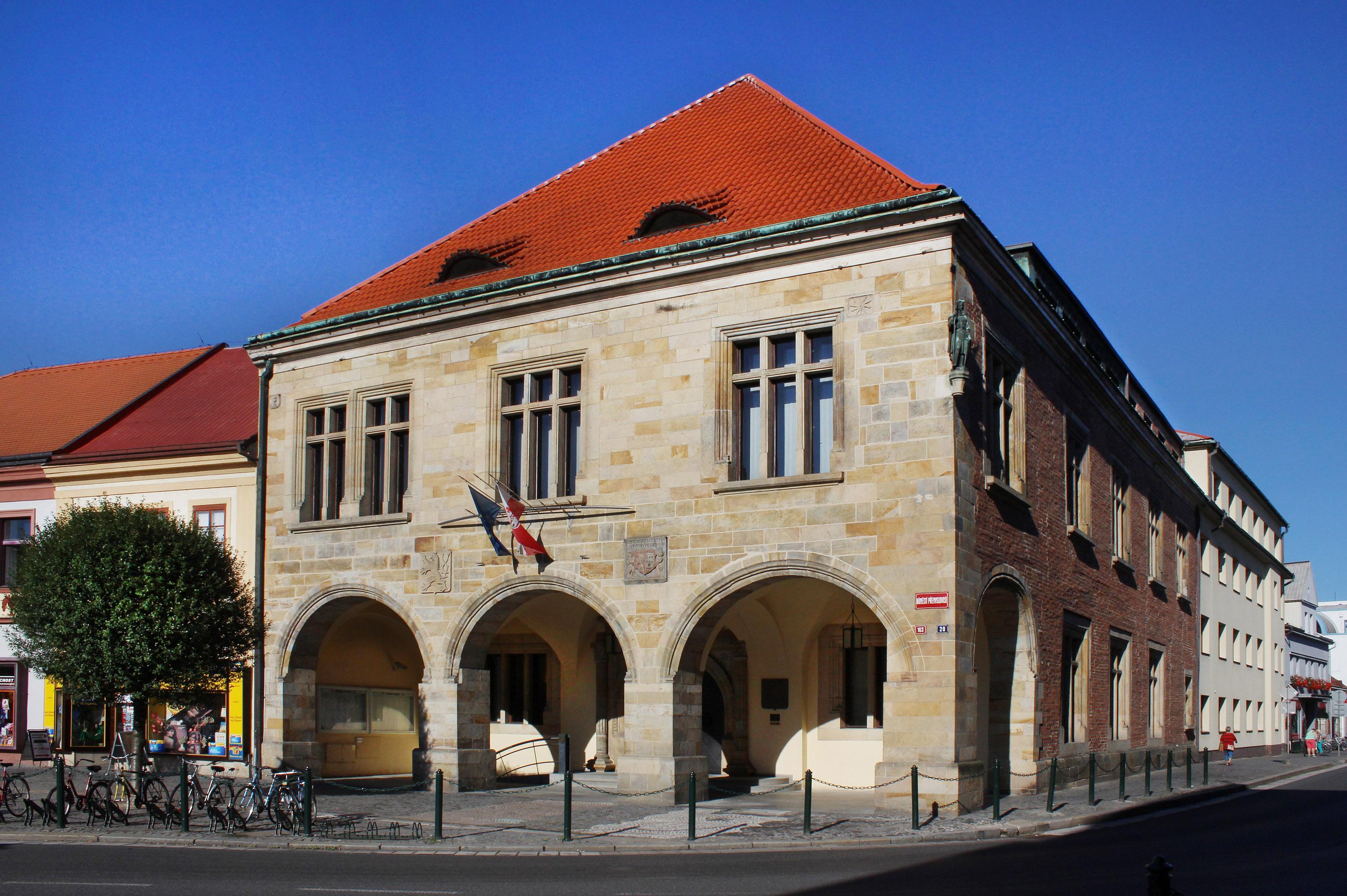 Rada města schválila slevu z nájemného v nebytových prostorech