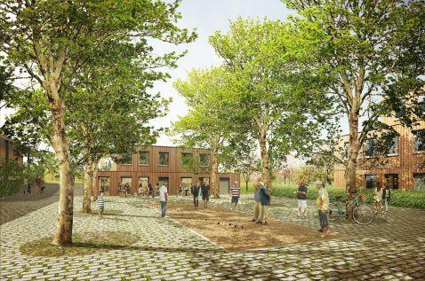 Vítězný návrh čtvrti Chytré Líchy počítá se zónou bez aut