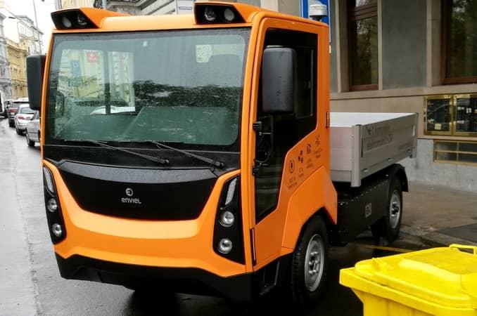 Kyjov: První elektromobily nasazeny v technických službách